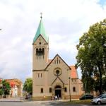 Kath. Kirche in Torgau