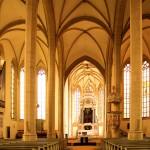 Marienkirche, Schiff und Chor