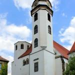 Marienkirche, Westturmfront