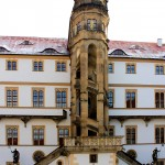 Schloss Hartenfels, Großer Wendelstein