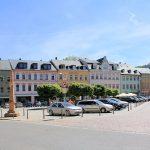 Marktplatz in Waldheim