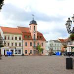 Markt und Rathaus in Wurzen
