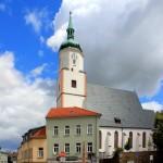 Die Ev. St. Wenceslaikirche