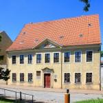 Ringelnatz-Geburtshaus im ehemaligen Stadtgut