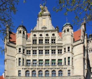 Neues Rathaus Leipzig, Bürgermeisterbalkon