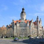 Zentrum, Neues Rathaus
