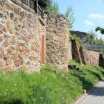 Geithain, Stadtbefestigung (Stadtmauer)