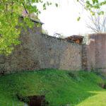 nördliche Stadtmauer Geithain am Untertor