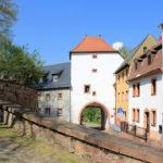 Stadtbefestigung Geithain, Untertor