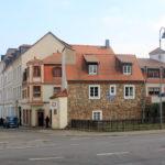 Stadtschreiberhaus und Pappisches Tor Grimma