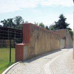 Stadtbefestigung Oschatz, An der Mauer