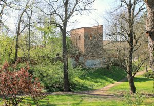 Stadtmauer und Stadtmauerturm Pegau