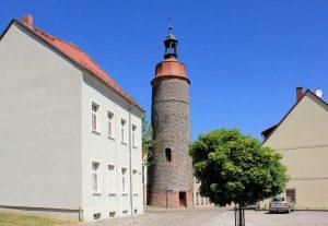 Lichtenburger Torturm Prettin