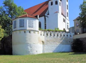 Mittelalterliche Stadtmauer Torgau