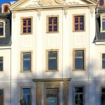 Schloss Störmthal, Mittelrisalit