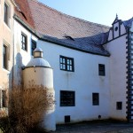 Schloss Strehla, Ostflügel