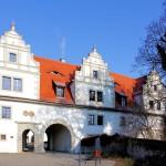 Schloss Strehla, Torhaus