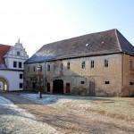 Schloss Strehla, Wirtschaftsgebäude
