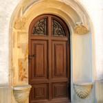 Schloss Strehla, Portal