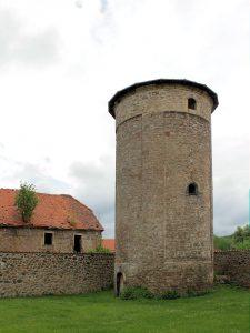 Wachturm Rittergut Thale