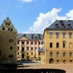 Residenzschloss Altenburg, Westflügel