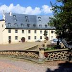 Residenzschloss Altenburg, unterer Schlosshof