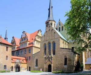 Dom und Schloss in Merseburg