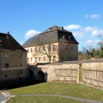 Schloss Trebsen, Gutshof