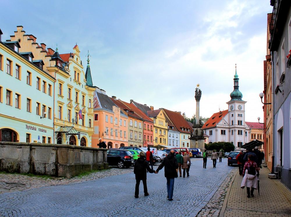 Asch Tschechien exkursion zu burgen und schlössern im egerland tschechische