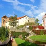 Burg und Schloss Petschau (Becov)