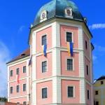 Schloss Petschau (Becov), Wohnturm