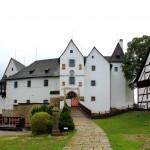 Burg Seeberg (Ostroh), Kernburg
