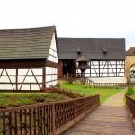 Burg Seeberg (Ostroh), Vorburg