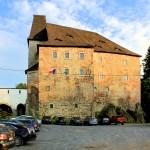 Burg Wildstein (Skalná), Kernburg