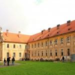 Kloster Tepl (Teplá), Museum und BIbliothek