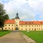 Kloster Tepl (Teplá), Klosterhof