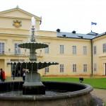 Schloss Königswart (Kynzvart), Brunnen im Schlosshof