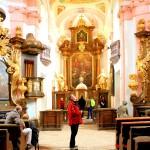 Waltsch (Valec), Kirche der Heiligen Dreifaltigkeit