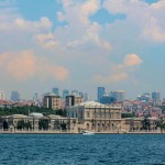 Dolmabahce Palast, Uhrturm