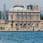 Dolmabahce Palast, Hauptbau