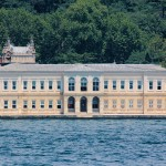 Dolmabahce Palast, Torhaus