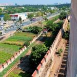 Landmauer, Vormauer und Graben