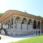 Topkapi-Palast, Audienzsaal des Sultans