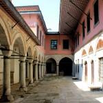 Topkapi-Palast, Innehof im Harem