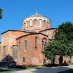 Topkapi-Palast, Kirche der hl. IreneReichstor