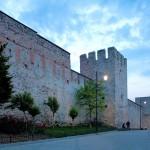 Topkapi-Palast, Palastmauer