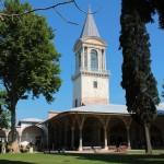 Topkapi-Palast, Turm der Gerechtigkeit