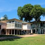 Topkapi-Palast, Pavillons im vierten Hof