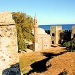 Anamur, Mamure Kalesi, Moschee
