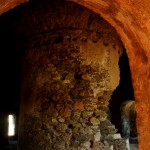 Anamur, Mamure Kalesi, Treppenturm
